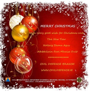 Christmas Greetings 2014