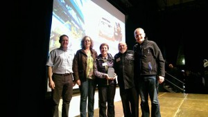 Rescue 3 Award to Civil Defence