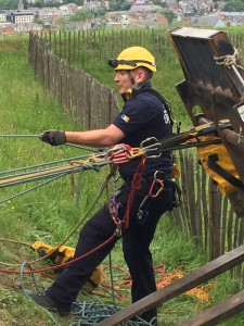 Grimp Day 2015 Rope Rescue Challenge