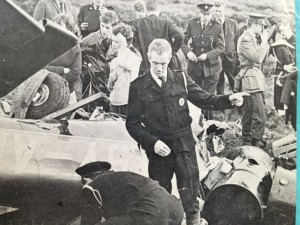 Plane crash 1968 Cappawhite