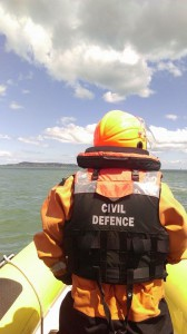 Windsurfers Pier Rescue