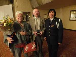 Retirement after 30 years service to Donegal Civil Defence