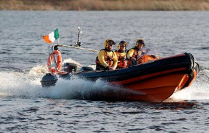 Boat Unit on LOugh Ree