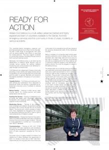 Kildare Civil Defence Award