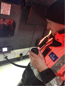 Operations Commander Paul Baynham, Kerry Civil Defence