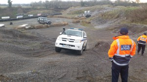 4X4 Driving Course - Quarry Site