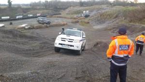 4X4 Driving Course - Quarry Site