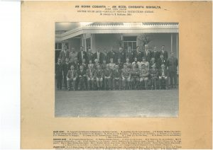 Casualty Service Instructors Course 1964