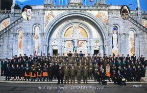 Lourdes Group Photo