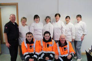 Roscommon Volunteers in Dublin