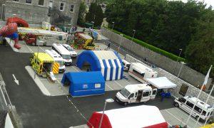 Civil Defence display 17th June '16