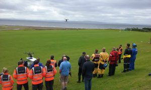 Donegal Civil Defence S&R Demo