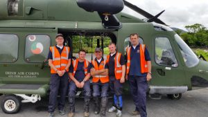 Civil Defence & Irish Air Corps