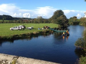Cork West River Crossing Exercise
