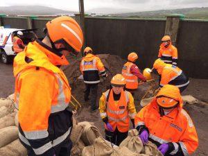 afs-unit-filling-sandbags
