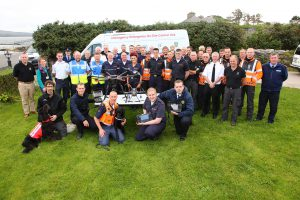 Inter Agency Exercise at Valentia Island